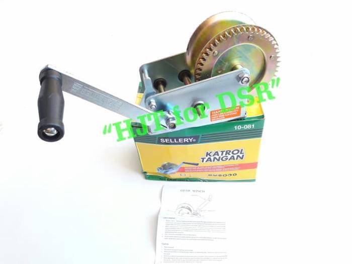harga Hand winch 2500lbs sellery Tokopedia.com