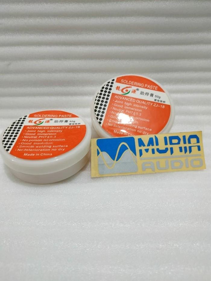 Foto Produk Pasta solder / soldering paste dari muriaelektronik