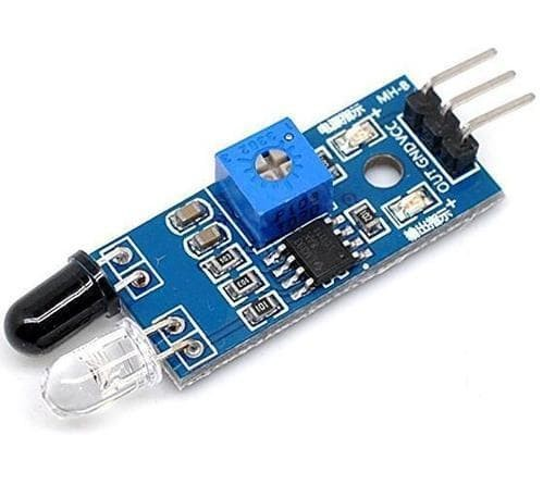 Foto Produk IR Infrared Obstacle Avoidance Sensor Module for Arduino Smart Robot dari iSee