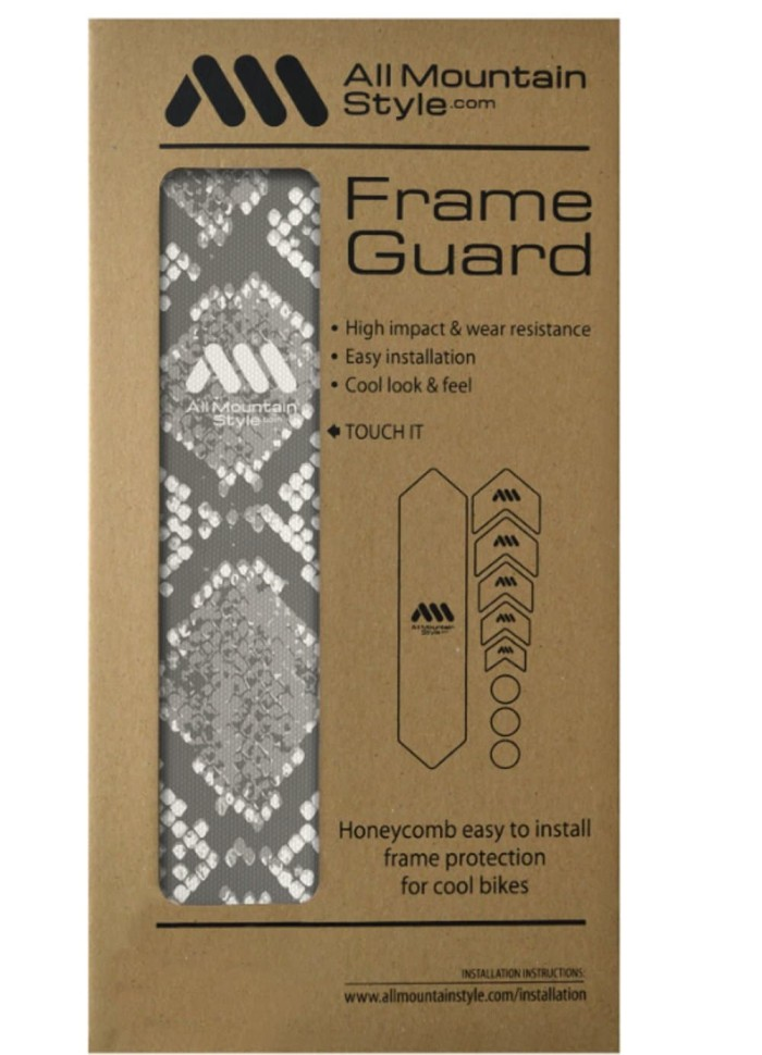 All Mountain Style AMS Frame Guard Cobra