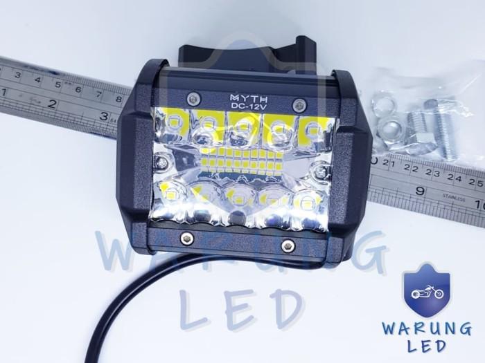 harga Lampu tembak sorot touring offroad led motor mobil 20 mata 3 susun Tokopedia.com