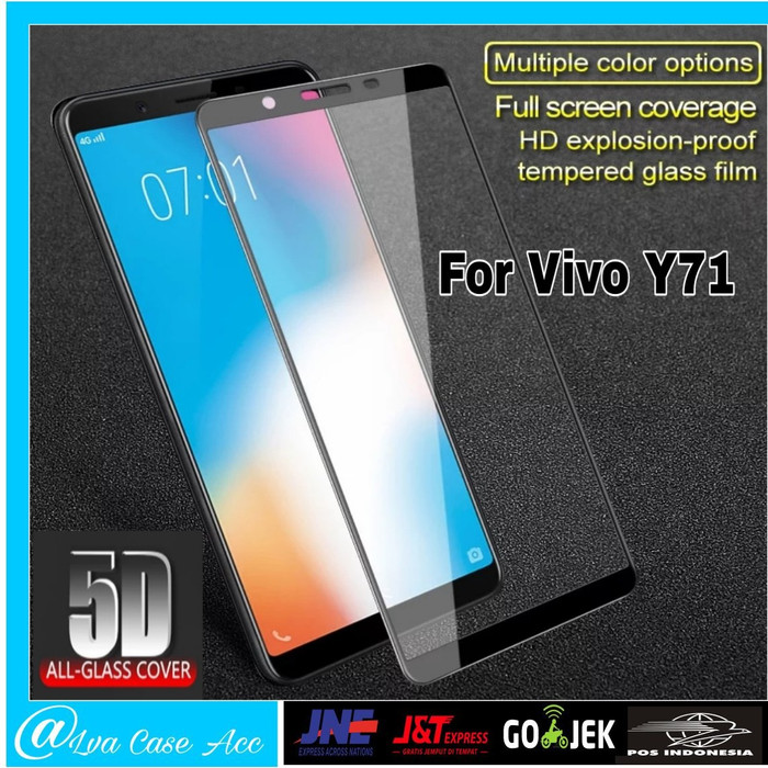 Tempered Glass Vivo Y71 Anti Gores Kaca