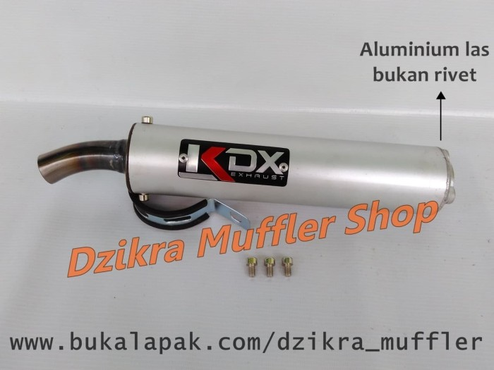 harga Silencer knalpot kdx for ninja r ninja rr & ninja ss Tokopedia.com