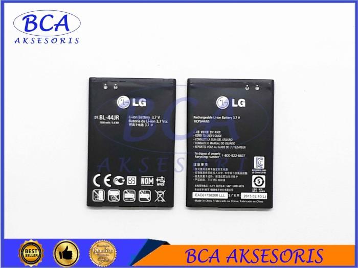 harga Battery baterai lg l40 / p940 / bl-44jr original 100% Tokopedia.com