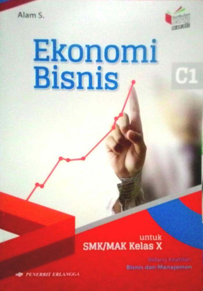ekonomi dan bisnis smk kelas x