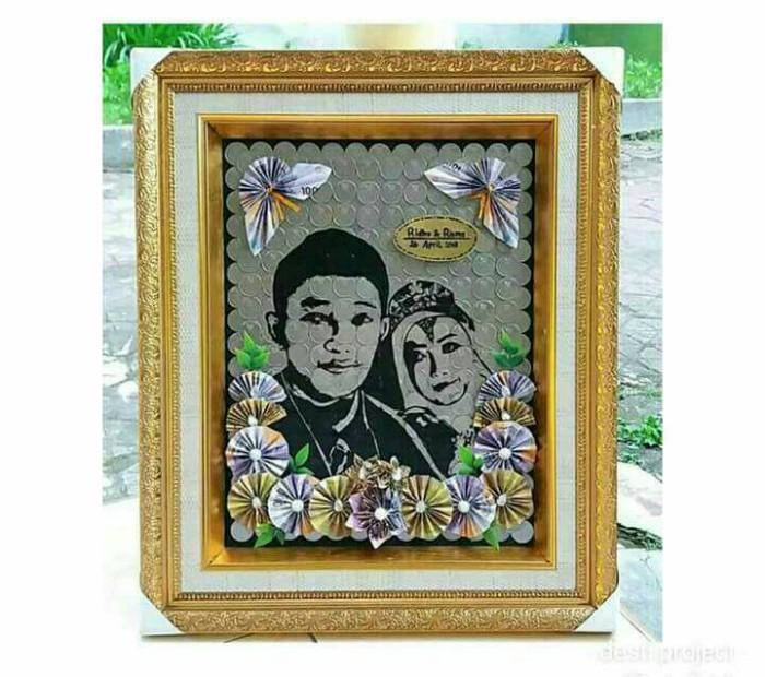 Katalog Mahar Sketsa Wajah Travelbon.com