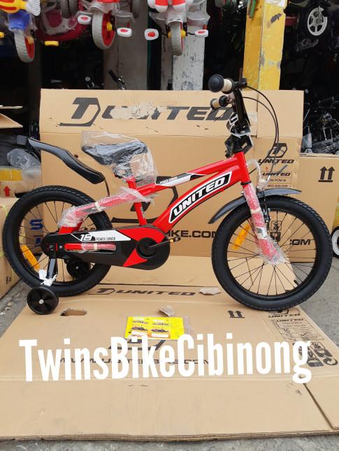 harga Sepeda anak 18 bmx united power junior Tokopedia.com
