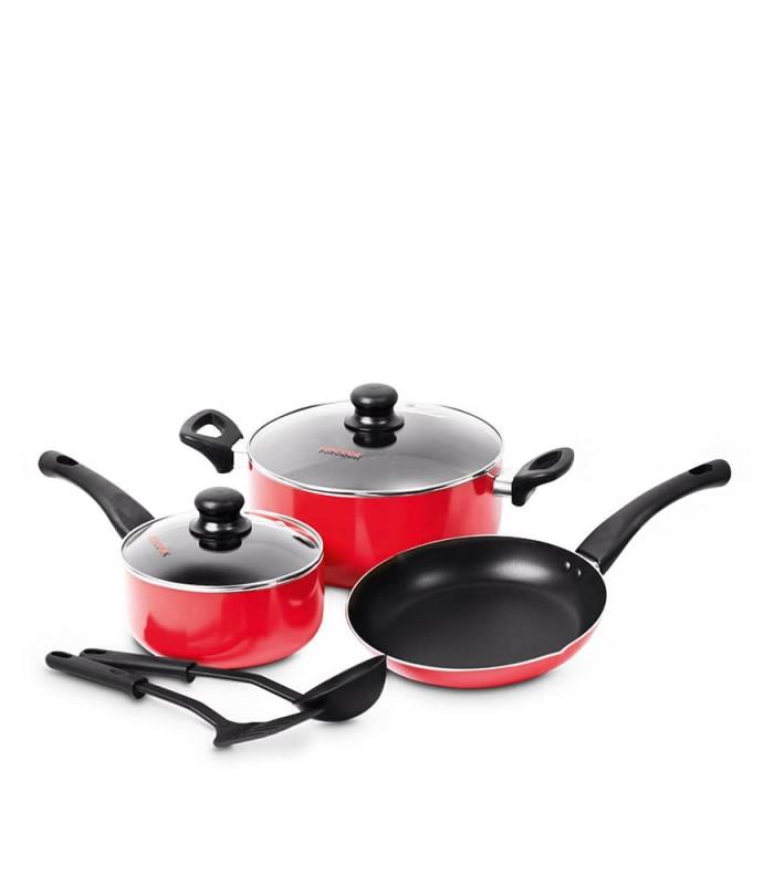 cookware set 7 pcs 16 - 20 cm-x622r1t6
