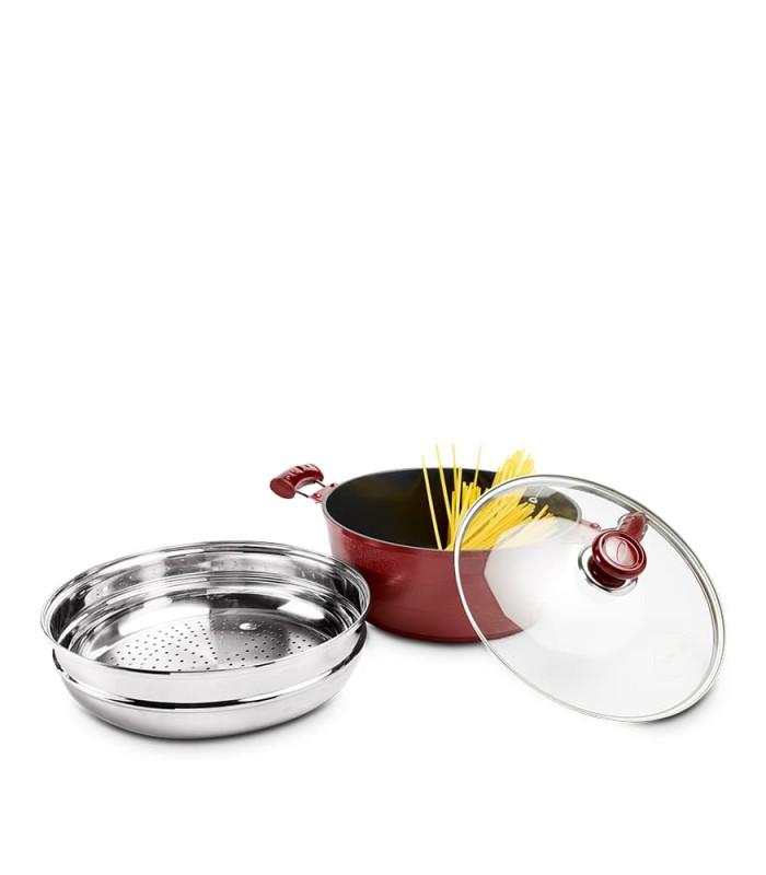 steamer cookware set-x129r1
