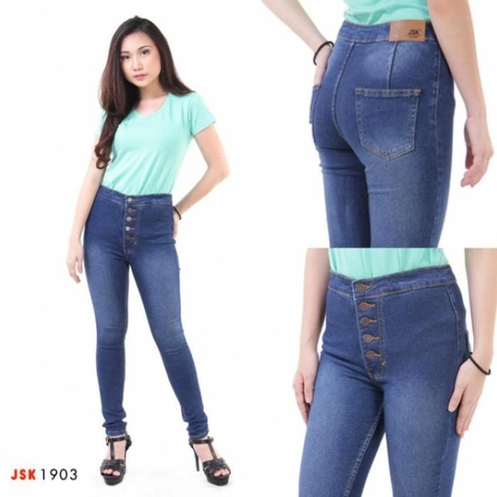 Segini Daftar Harga Celana Jeans Kancing 5 Murah Terbaru 2018