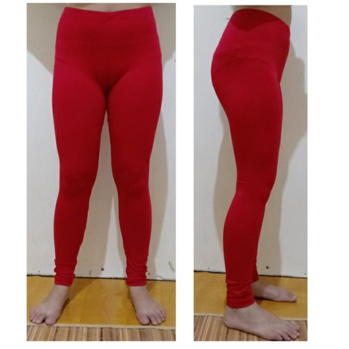 Jual Legging Forever 21 Merah M Jakarta Utara Arira0609 Tokopedia