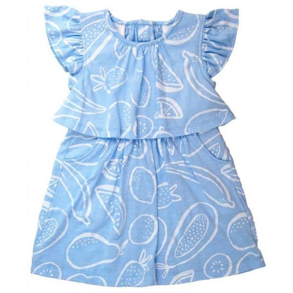 torio bright spring dress set