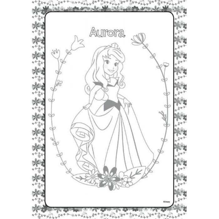 gambar untuk mewarnai anak princess  gambar mewarnai hd