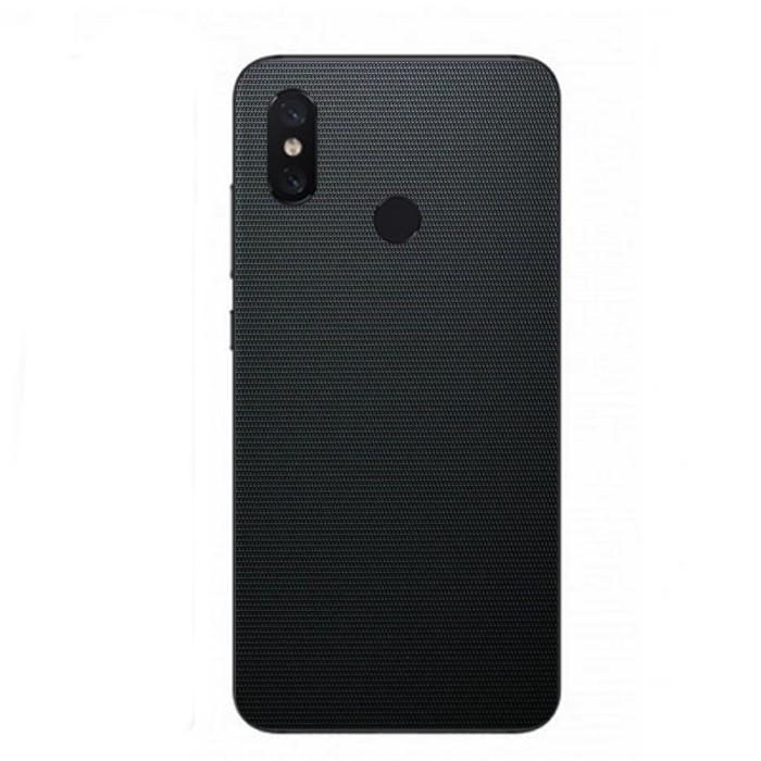 Foto Produk Xiaomi Mi8 Matrix Skin - Garskin - Hitam dari DLabel Online