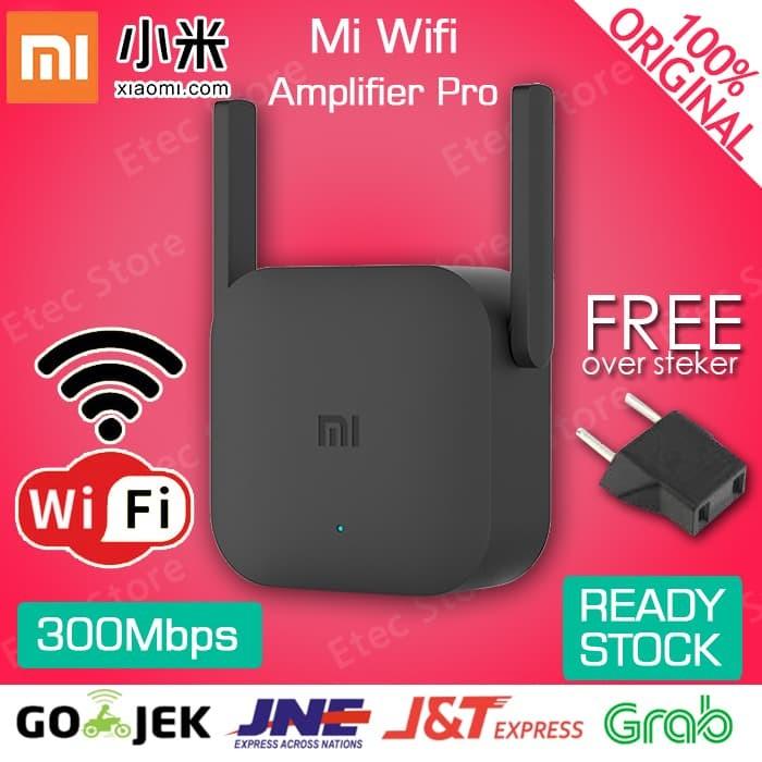 harga Xiaomi mi wifi home repeater pro amplifier wireless extender 2.4g 300m Tokopedia.com