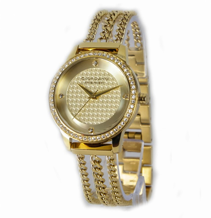 jam tangan wanita giordano p2058-22