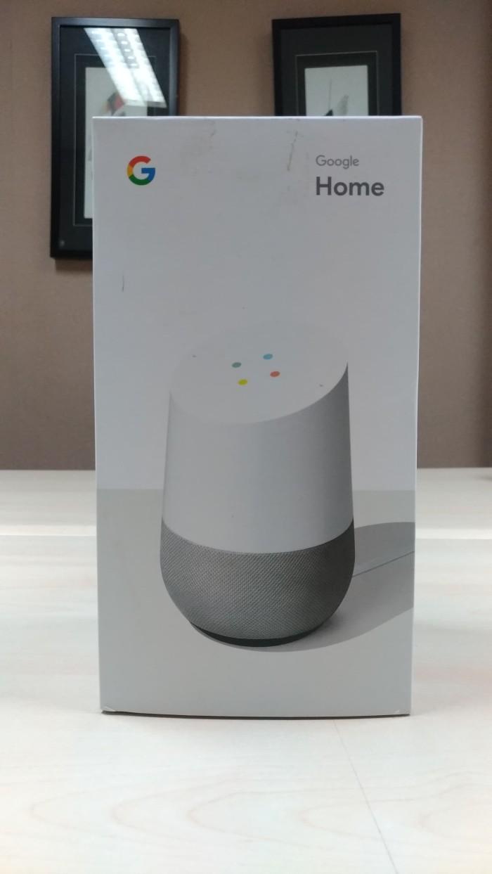 Google Home Smart Speaker Original - Blanja.com
