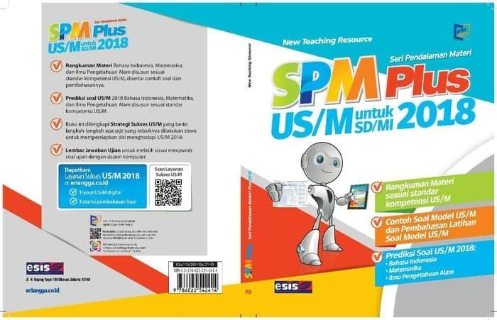 Jual Kumpulan Soal Sd Spm Plus Us Sd 2018 Jakarta Barat Rido Book Tokopedia