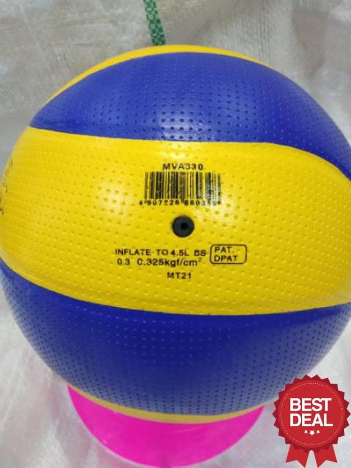 Jual Bola volley voli voly volly mikasa mva330 bintik murah ... 5ad5a56b59