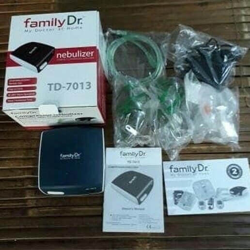 Alat asma nebulizer family Dr TD-7013