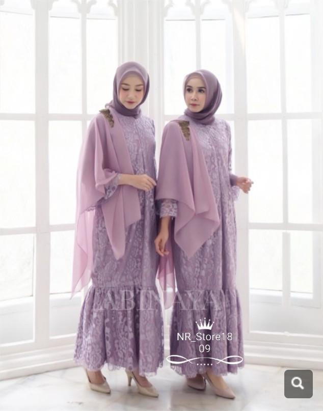95af2c101f0 Jual Sava Brokat Purple by Abinaya Butik - DKI Jakarta ...