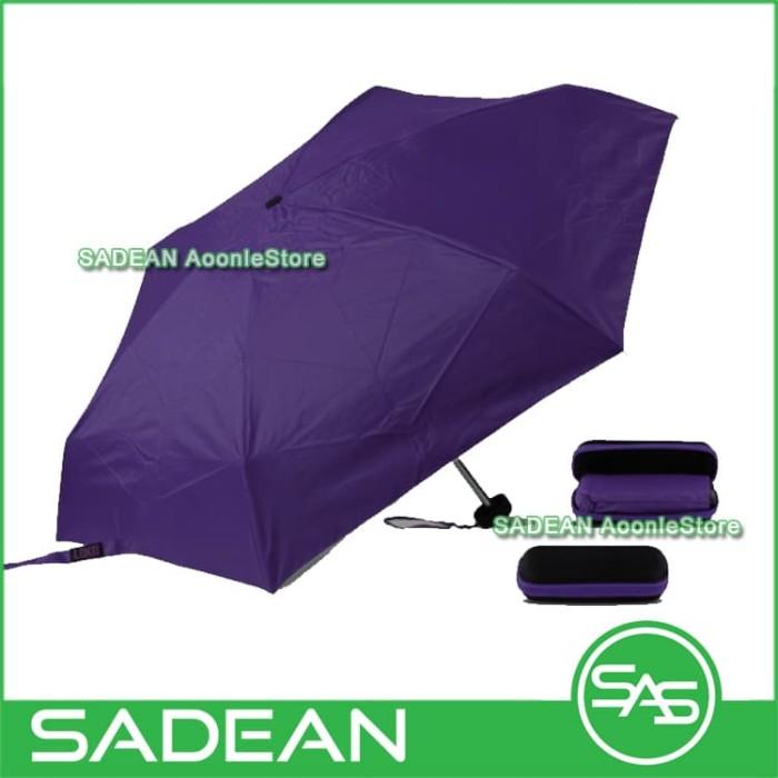 Payung lipat mini - payung dompet ukuran kacamata   spd02u