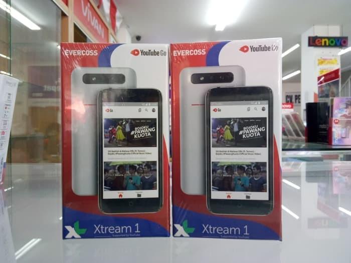 harga Evercoss xtream 1 s45 ram 1gb resmi baru termurah surabaya toko Tokopedia.com