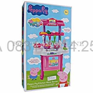 Jual Termurah Mainan Anak Kitchen Set Peppa Pig Xz 368 Dki Jakarta Chopper Store Tokopedia