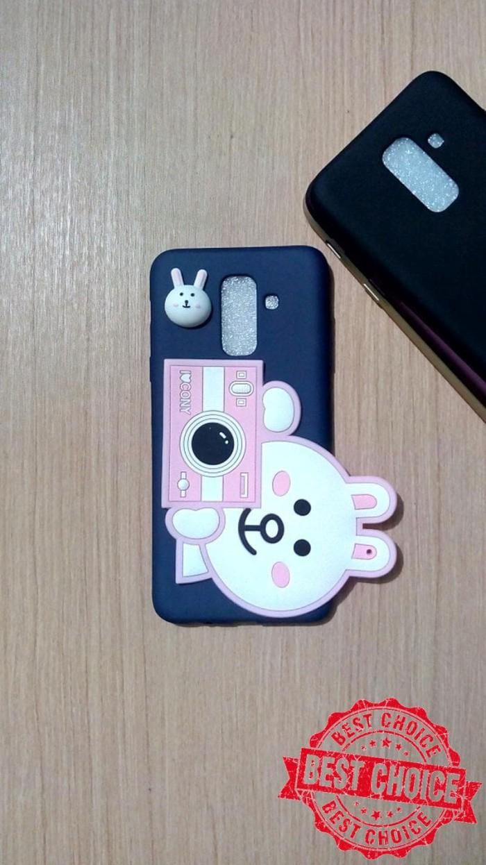 Jual Case Xiaomi Redmi 4X Gambar 3D Fotografi Silikon Anti Oil Navy Kota Semarang Tembalang Aksesoria