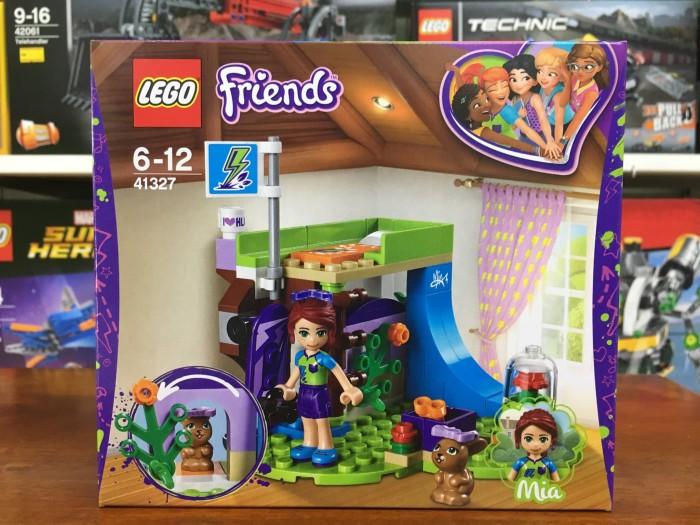 Jual Lego Friends 41327 Mias Bedroom Fun D Bricks Tokopedia
