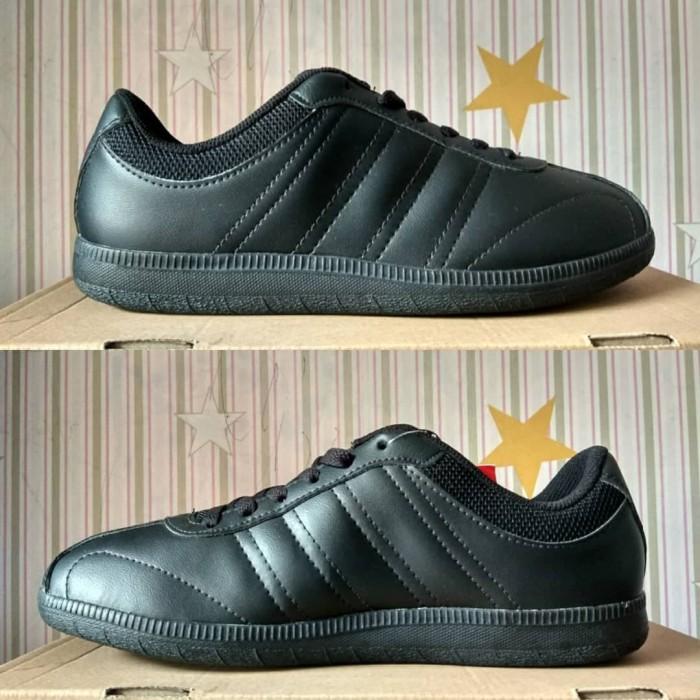 harga Sepatu casual piero b-623 all black p50044 original Tokopedia.com