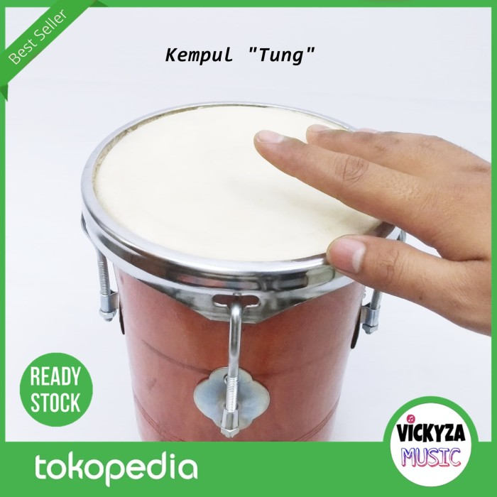 harga Kempul mini tung satuan ketipung gendang kendang dangdut Tokopedia.com