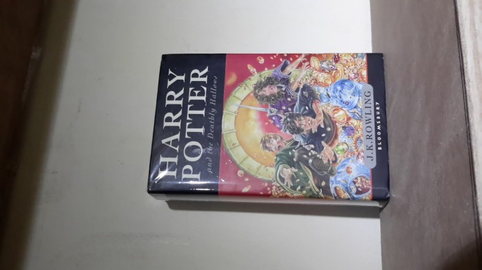 harga Harry potter.and the deathly halows.7 Tokopedia.com