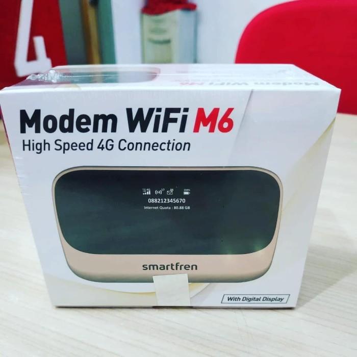 Jual Modem Wifi Mifi Smartfren Andromax M6 4G Lte - Kota Bekasi - RAS  Aksesoris Bekasi | Tokopedia