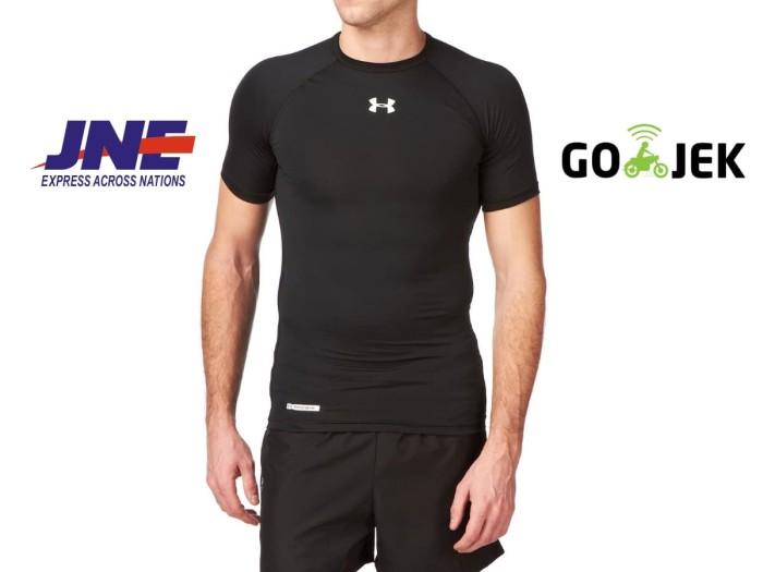 harga Kaos dalam base layer under armor black navy red ketat kutang olahraga Tokopedia.com