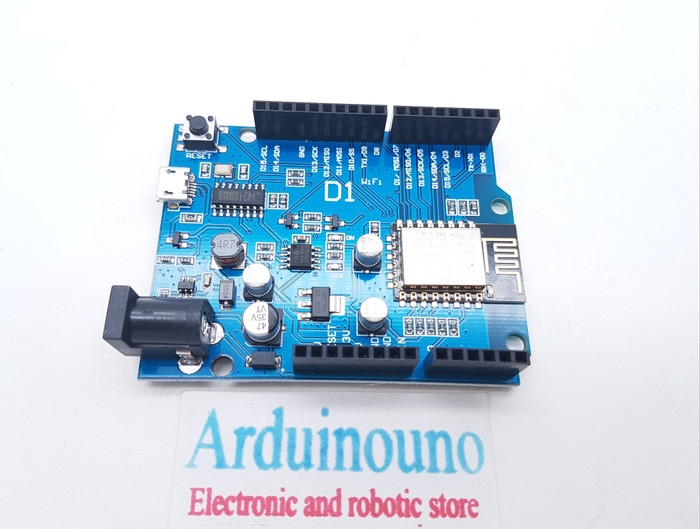 harga Wemos d1 wifi esp-12e arduino uno based shield esp8266 smart Tokopedia.com