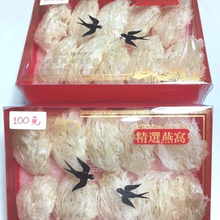 Sarang Burung Walet / Birdnest export 100gr