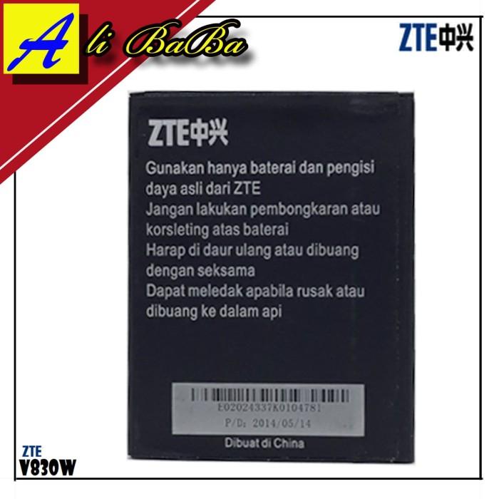 harga Baterai handphone gojek zte blade g lux v830 v830w batre hp zte v830 Tokopedia.com