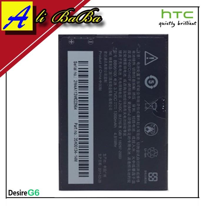 harga Baterai handphone htc desire g6 g7 g7c g2 magic bb96100 batre hp htc Tokopedia.com