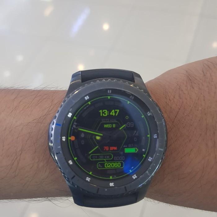 harga Samsung galaxy gear s3 second Tokopedia.com