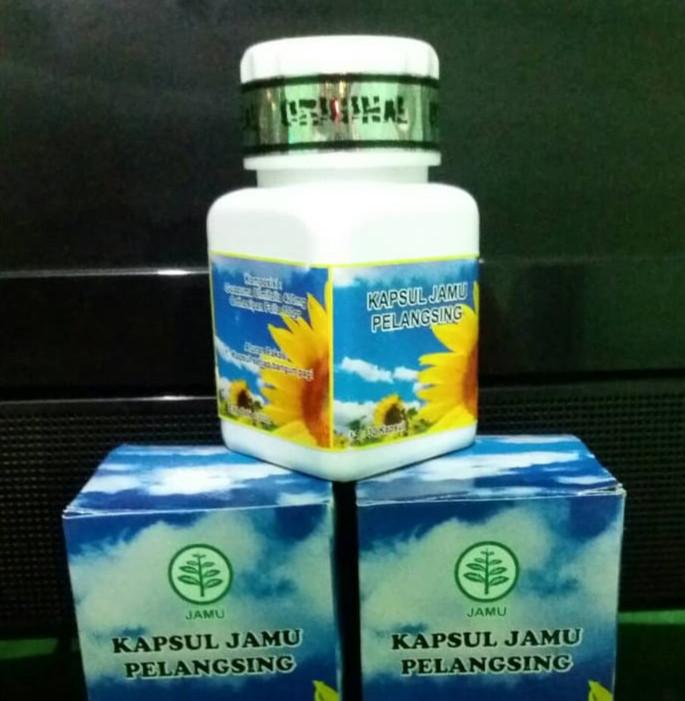 KJP Kapsul Jamu Pelangsing/KJP
