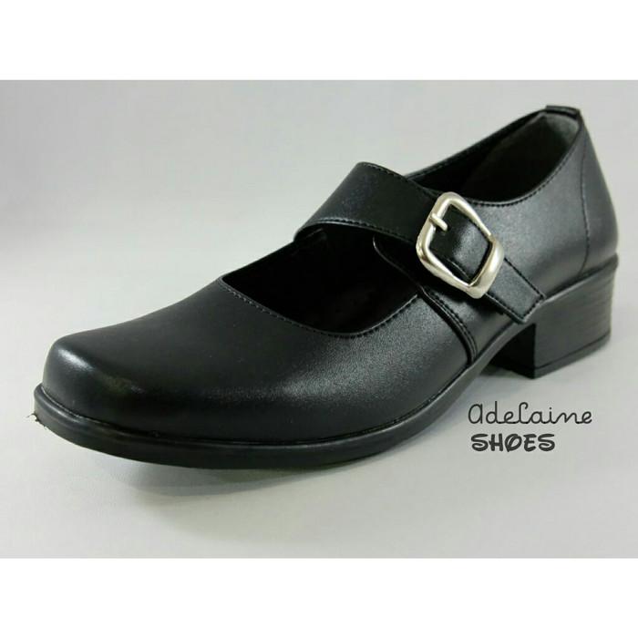Jual Sepatu Pantofel Sekolah Wanita Paskibraka Formal By Sumiko Cxm 29 Kota Surabaya Adelaineshoes Tokopedia