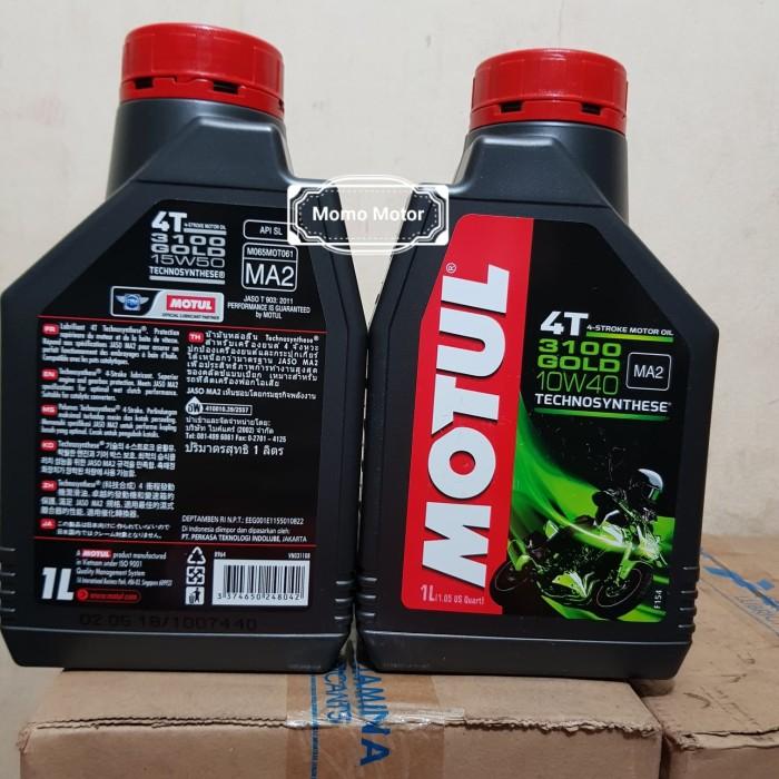 Jual Oli Motul 3100 1lt Jakarta Selatan Momo Motor Tokopedia