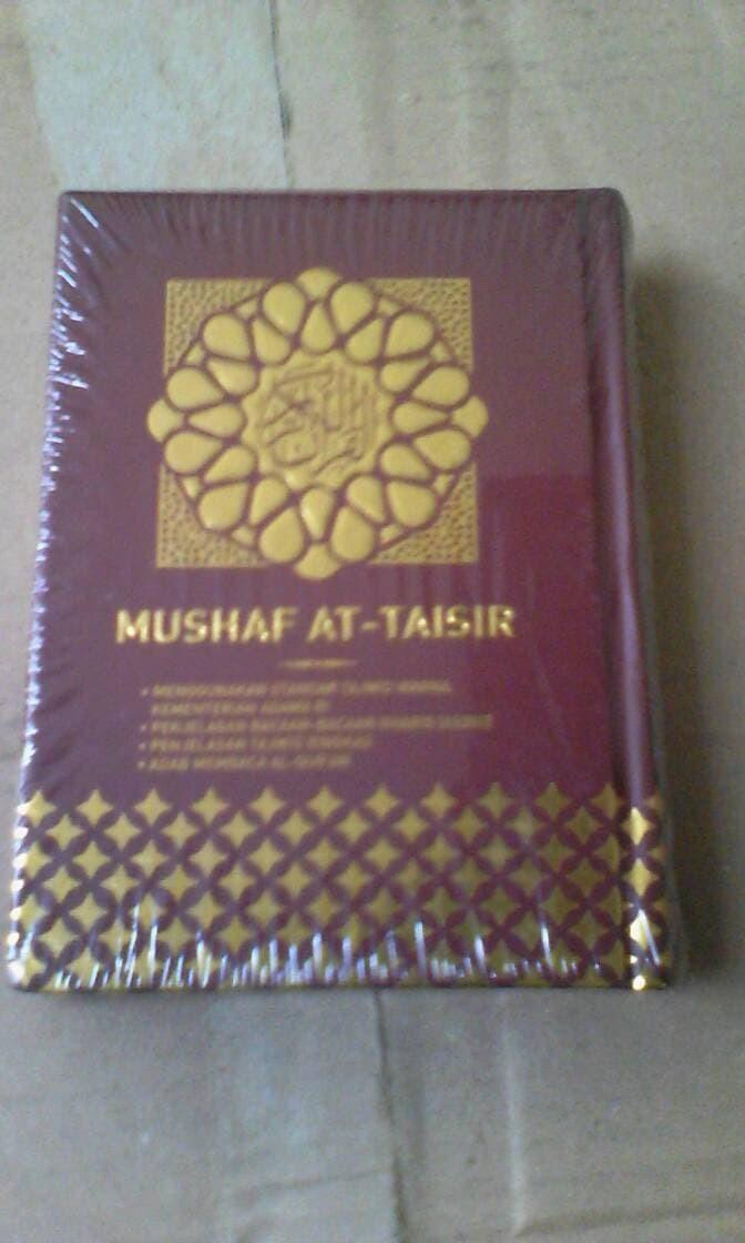 Quran At Taisir Ustadz Adi Hidayat 44