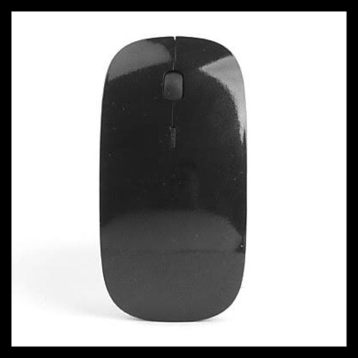 MAGIC MOUSE WIRELESS 2.4GHz FOR LAPTOP NOTEBOOK STANDARD BATTERY BLACK