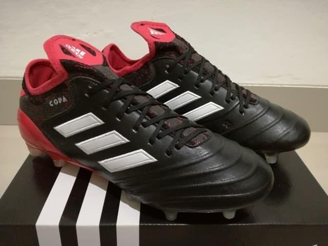 Jual Sepatu Bola Soccer Adidas Copa 18.1 Core Black Real Coral FG Jakarta Selatan Gustara Sport   Tokopedia