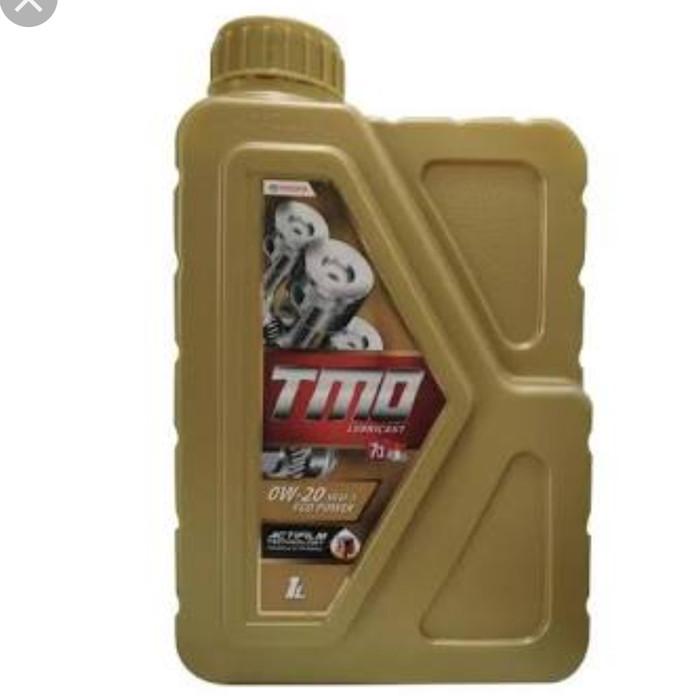 Jual Oli Mesin Mobil Tmo 0w 20 Api Sn Full Synthetic Ukuran 1 Liter Kota Medan Sumatra Online Shop Tokopedia