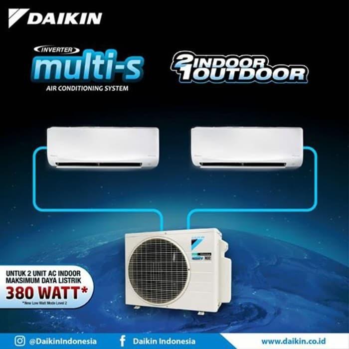 Info Ac Daikin Multi Split Travelbon.com