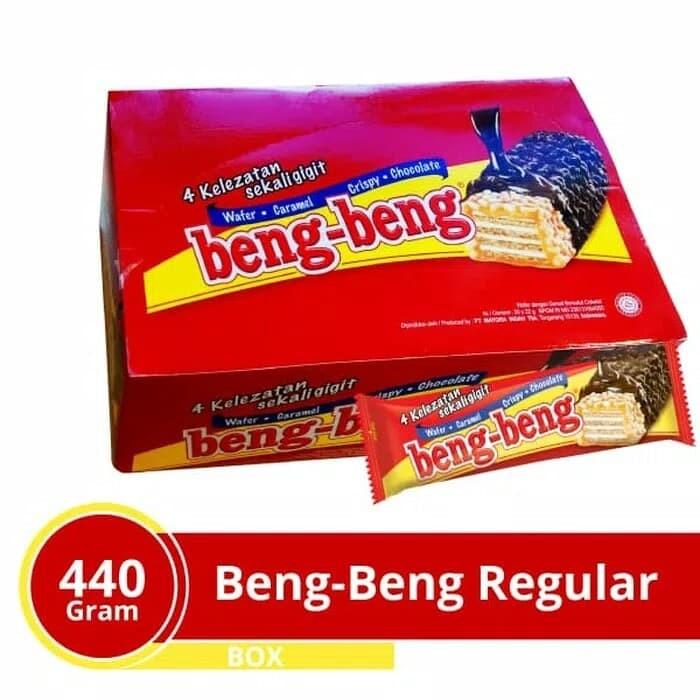harga Beng beng wafer caramel crispy chocolate Tokopedia.com