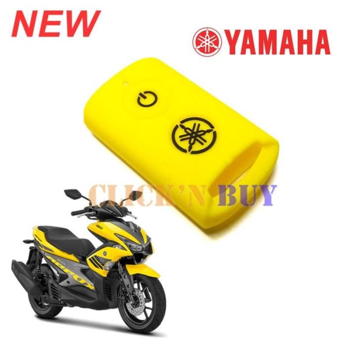 harga Aksesoris silicon remote cover / sarung kunci motor yamaha aerox Tokopedia.com